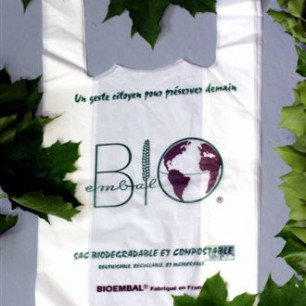 Sac bio dégradable